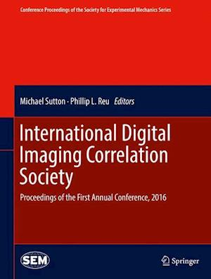 Bog, hardback International Digital Imaging Correlation Society af Michael Sutton