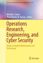 Operations Research, Engineering, and Cyber Security