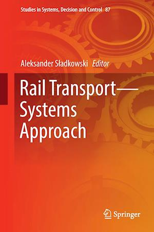 Bog, hardback Rail Transport-Systems Approach