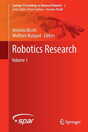 Bog, hardback Robotics Research : Volume 1