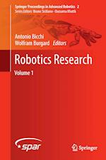Robotics Research : Volume 1