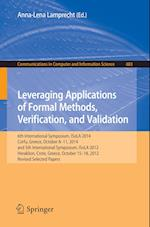 Leveraging Applications of Formal Methods, Verification, and Validation : 6th International Symposium, ISoLA 2014, Corfu, Greece, October 8-11, 2014,