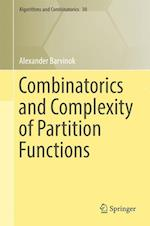Combinatorics and Complexity of Partition Functions