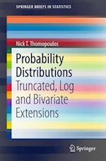 Probability Distributions (Springerbriefs in Statistics)
