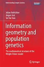 Information Geometry and Population Genetics : The Mathematical Structure of the Wright-Fisher Model