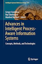 Advances in Intelligent Process-Aware Information Systems (Intelligent Systems Reference Library, nr. 123)