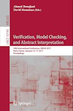 Verification, Model Checking, and Abstract Interpretation : 18th International Conference, VMCAI 2017, Paris, France, January 15-17, 2017, Proceedings