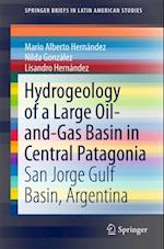 Hydrogeology of a Large Oil-and-Gas Basin in Central Patagonia (Springerbriefs in Latin American Studies)