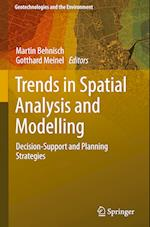 Trends in Spatial Analysis and Modelling (Geotechnologies and the Environment, nr. 19)