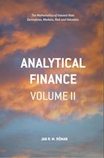 Analytical Finance