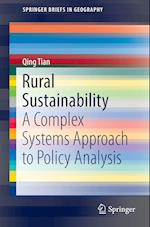 Rural Sustainability (Springerbriefs in Geography)