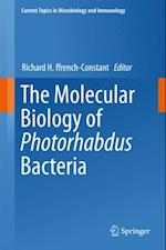 Molecular Biology of Photorhabdus Bacteria (CURRENT TOPICS IN MICROBIOLOGY AND IMMUNOLOGY)