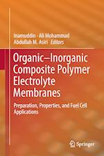 Organic-Inorganic Composite Polymer Electrolyte Membranes : Preparation, Properties, and Fuel Cell Applications