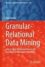 Granular-Relational Data Mining : How to Mine Relational Data in the Paradigm of Granular Computing?