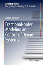 Fractional-Order Modeling and Control of Dynamic Systems (Springer Theses)
