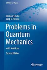 Problems in Quantum Mechanics : with Solutions