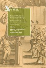 Books in Motion in Early Modern Europe : Beyond Production, Circulation and Consumption