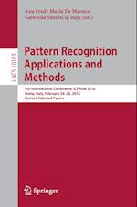 Pattern Recognition Applications and Methods : 5th International Conference, ICPRAM 2016, Rome, Italy, February 24-26, 2016, Revised Selected Papers