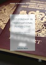 Citizenship in Transnational Perspective : Australia, Canada, and New Zealand