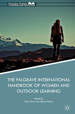 The Palgrave International Handbook of Women and Outdoor Learning (Palgrave Studies in Gender and Education)