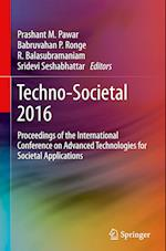 Techno-Societal 2016