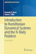 Introduction to Hamiltonian Dynamical Systems and the N-Body Problem (APPLIED MATHEMATICAL SCIENCES, nr. 90)