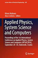 Applied Physics, System Science and Computers (Lecture Notes in Electrical Engineering, nr. 428)