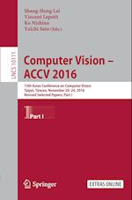 Computer Vision - ACCV 2016 : 13th Asian Conference on Computer Vision, Taipei, Taiwan, November 20-24, 2016, Revised Selected Papers, Part I