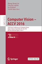 Computer Vision - ACCV 2016 : 13th Asian Conference on Computer Vision, Taipei, Taiwan, November 20-24, 2016, Revised Selected Papers, Part II
