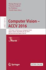 Computer Vision - ACCV 2016 : 13th Asian Conference on Computer Vision, Taipei, Taiwan, November 20-24, 2016, Revised Selected Papers, Part III