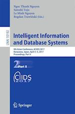 Intelligent Information and Database Systems : 9th Asian Conference, ACIIDS 2017, Kanazawa, Japan, April 3-5, 2017, Proceedings, Part II