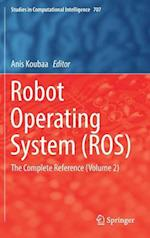 Robot Operating System (ROS) (Studies in Computational Intelligence, nr. 707)
