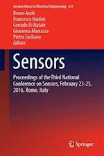 Sensors : Proceedings of the Third National Conference on Sensors, February 23-25, 2016, Rome, Italy