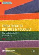 From Tarde to Deleuze and Foucault (Palgrave Studies in Relational Sociology)