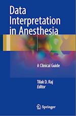 Data Interpretation in Anesthesia