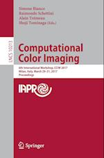 Computational Color Imaging (Lecture Notes in Computer Science, nr. 10213)