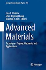 Advanced Materials (SPRINGER PROCEEDINGS IN PHYSICS, nr. 193)