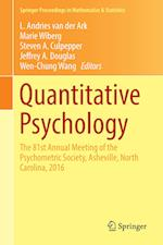 Quantitative Psychology : The 81st Annual Meeting of the Psychometric Society, Asheville, North Carolina, 2016