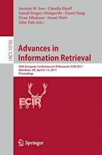 Advances in Information Retrieval : 39th European Conference on IR Research, ECIR 2017, Aberdeen, UK, April 8-13, 2017, Proceedings