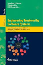Engineering Trustworthy Software Systems (Lecture Notes in Computer Science, nr. 1021)