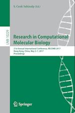 Research in Computational Molecular Biology : 21st Annual International Conference, RECOMB 2017, Hong Kong, China, May 3-7, 2017, Proceedings