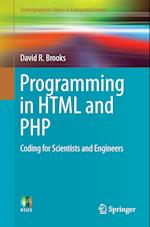 Programming in HTML and PHP (Undergraduate Topics in Computer Science)