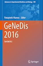 GeNeDis 2016 (ADVANCES IN EXPERIMENTAL MEDICINE AND BIOLOGY, nr. 989)