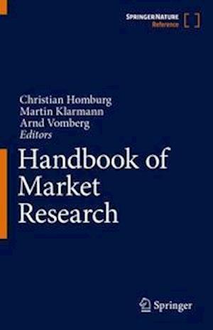 Handbook of Market Research