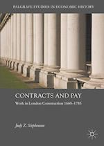 Contracts and Pay (Palgrave Studies in Economic History)