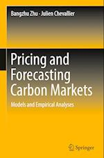 Pricing and Forecasting Carbon Markets