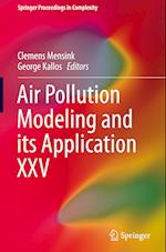 Air Pollution Modeling and its Application (Springer Proceedings in Complexity)