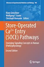 Store-operated Ca(2)+ Entry (SOCE) Pathways (ADVANCES IN EXPERIMENTAL MEDICINE AND BIOLOGY, nr. 993)