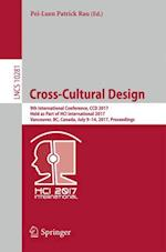 Cross-Cultural Design : 9th International Conference, CCD 2017, Held as Part of HCI International 2017, Vancouver, BC, Canada, July 9-14, 2017, Procee