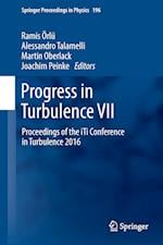 Progress in Turbulence VII (Springer Proceedings in Physics Hardcover, nr. 196)